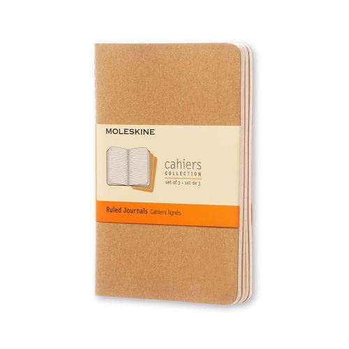 Promosyon CAHIER JOURNAL - BROWN