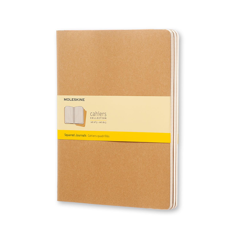 Promosyon Moleskine Cahier Journals Large - Pl - Kraft