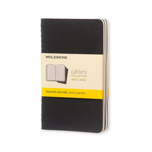 Promosyon CAHIER JOURNAL - BLACK