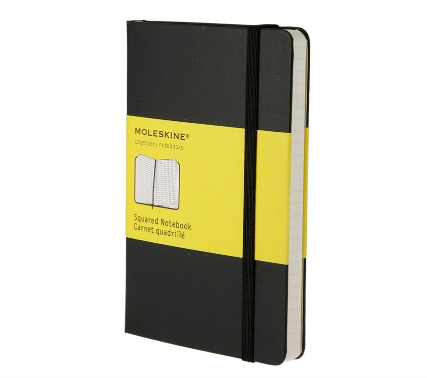 Promosyon Squared Notebook - Pocket Soft