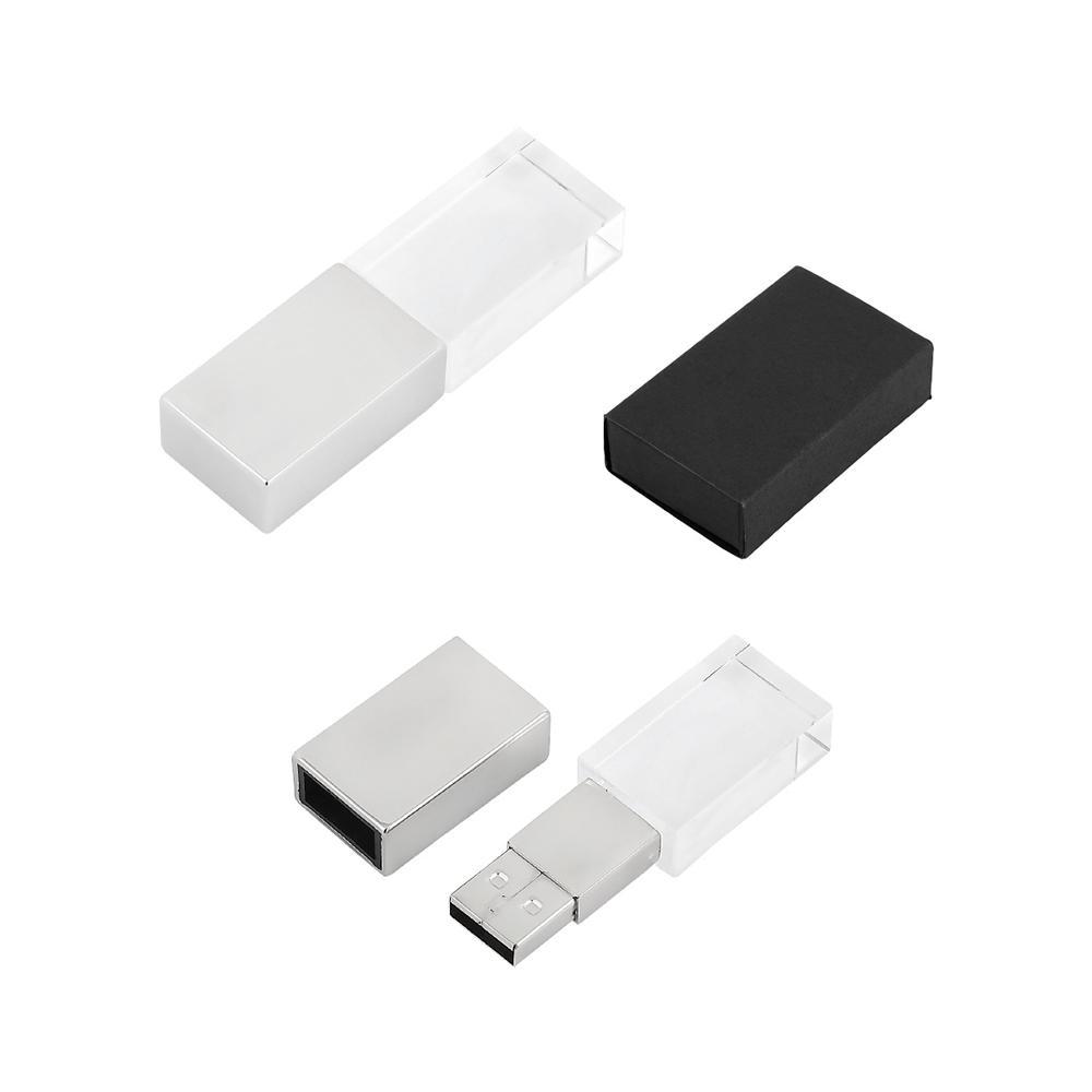 Promosyon KRİSTAL USB BELLEK