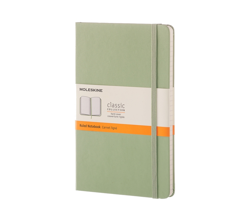 Promosyon WILLOW GREEN HARD COVER