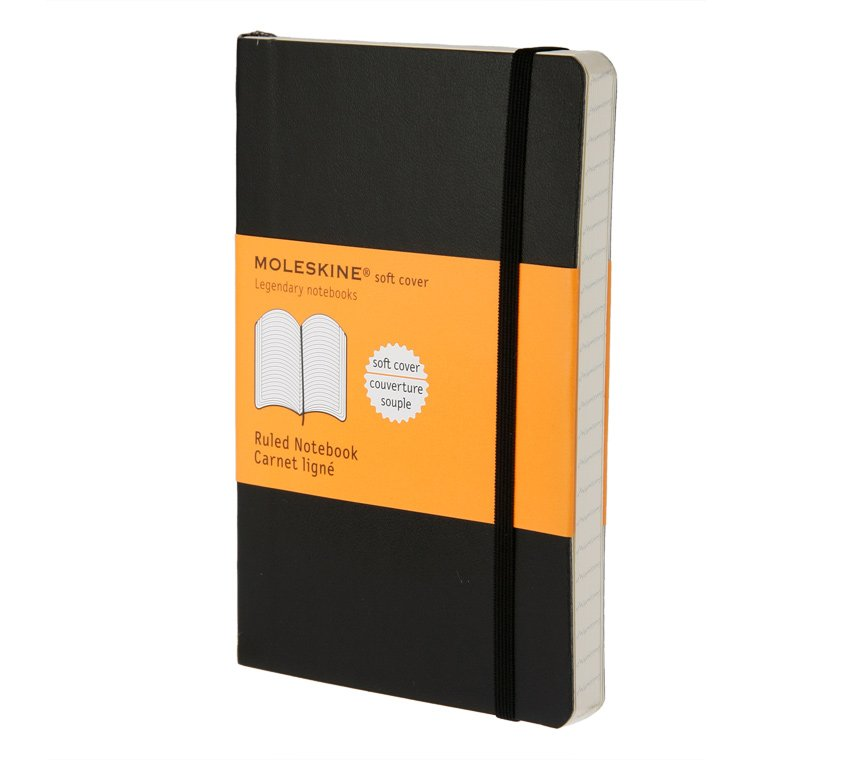 Promosyon Ruled Soft Notebook - Pocket