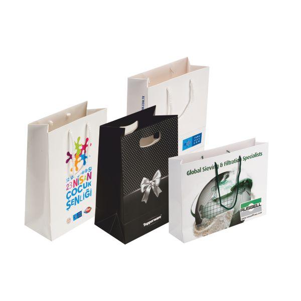 Promosyon Karton Çanta