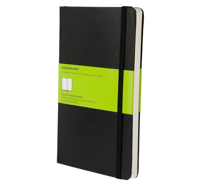 Promosyon Plain Notebook - Large