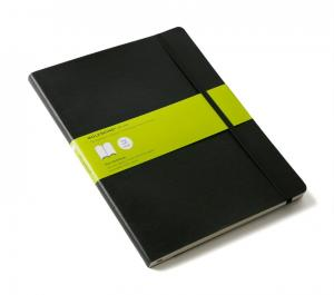 Promosyon Plain Soft Notebook - Extra Large