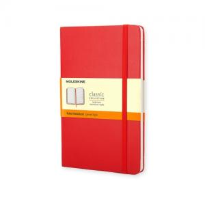 Promosyon CLASSIC NOTEBOOK - RED