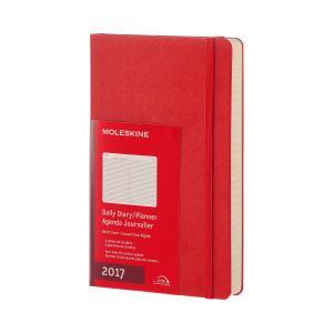 Promosyon Moleskine 2017 Günlük Ajanda Pocket - Hard