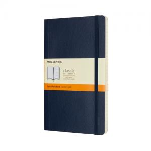 Promosyon CLASSIC NOTEBOOK - SAPPHIRE BLUE