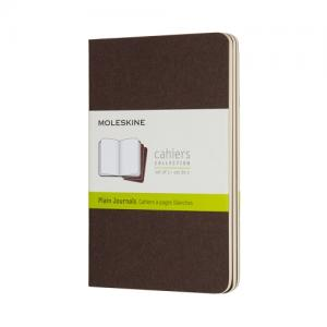 Promosyon CAHIER JOURNALS - COFFEE BROWN