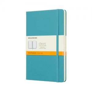 Promosyon CLASSIC NOTEBOOK- REEF BLUE