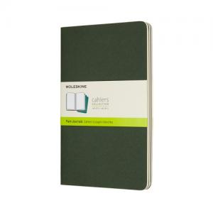 Promosyon CAHIER JOURNALS - MYRTLE GREEN