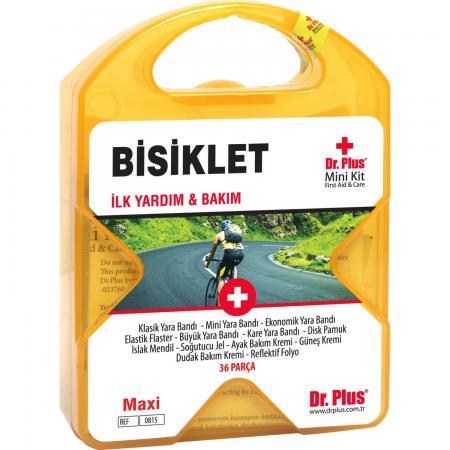 Promosyon  İlk Yardım Çantası Bisiklet MiniKit