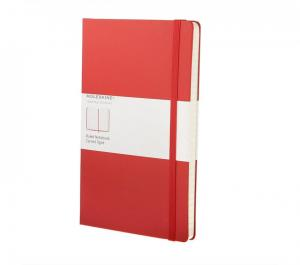 Promosyon Red Notebook - Large