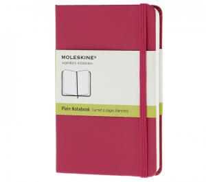 Promosyon Notebook Pocket Plain Magenta Hard