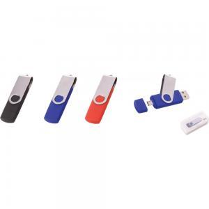 Promosyon Döner Kapaklı USB Bellek