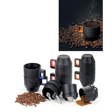 Promosyon Taşınabilir Öğütücülü Manuel Kahve Makinası