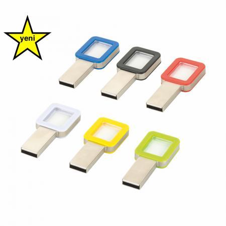 Promosyon <b>8-16GB</b> - Şeffaf USB