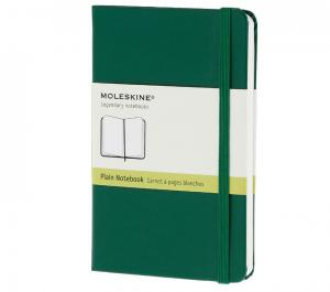 Promosyon Notebook Pocket Plain Oxide Green Hard