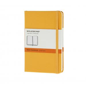 Promosyon Orange Yellow Hard Cover