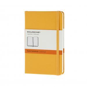 Promosyon Orange Yellow Hard Cover