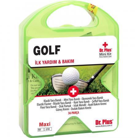 Promosyon İlk Yardım Çantası Golf MiniKit