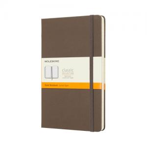 Promosyon CLASSIC NOTEBOOK - BROWN