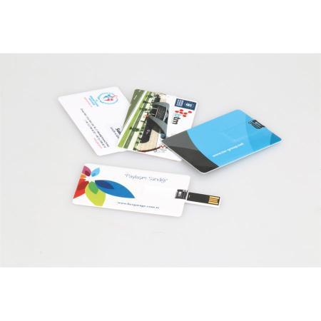 Promosyon Kart USB Bellek-8/16/32 GB