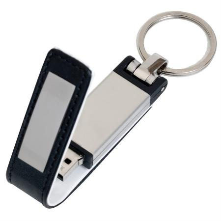 Promosyon Deri USB Bellek-8/16/32 gb