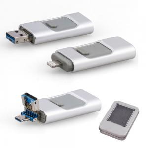 Promosyon <b>16GB</b> - OTG Metal USB