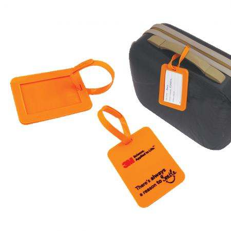 Promosyon Kauçuk Bavul Etiketi